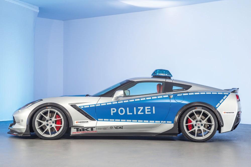 polizei-мобиль